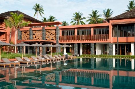Hansar Resort, Koh Samui Island, Thailand.