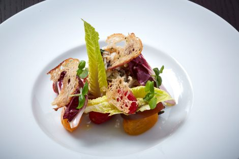 CLT Crab Lettuce & Tomato