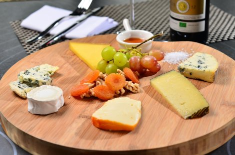 Quayside_Cheese Platter