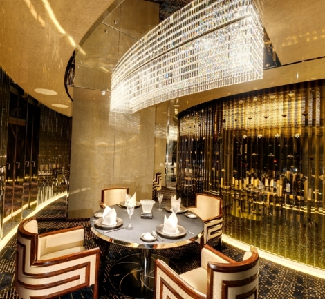 Robuchon au Dôme is probably the most coveted booking in town. The waiting period for a weekend table at the Michelin three-starred Macau outpost of the Joël Robuchon culinary empire is said to be three months.