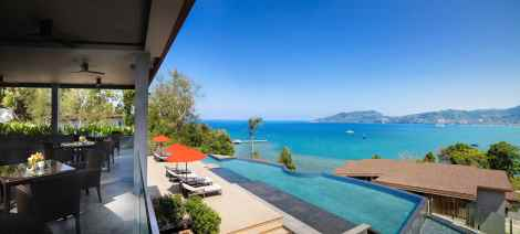 Amari Phuket OW Clubhouse and pool