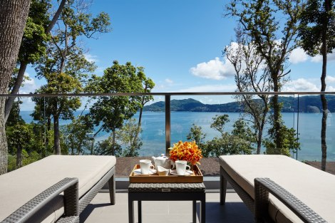 Amari Phuket_Ocean Wing_2 Bedroom Suite Ocean View Balcony