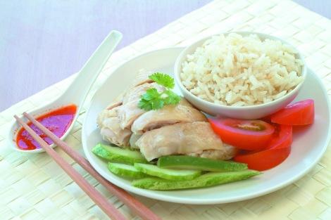 #U6d77#U5357#U96de#U98ef Hainen Chicken Rice