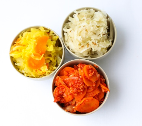 Fermented foods and drinks such as kefir, sauerkraut, kimchi, yogurt, cheese, beet kvass and kombucha are beneficial as they are rich in nutrients, enzymes and good bacteria, says Soulla Chamberlain.